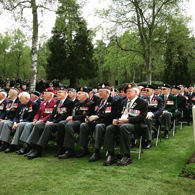 Liberations of the Netherlands veterans
